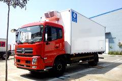 东风商用车 天锦 180马力 4X2 冷藏车(冰凌方)(QYK5180XLC5)