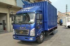 唐骏欧铃 K3系列 143马力 4.15米单排厢式轻卡(ZB5044XXYJDD6V) 卡车图片