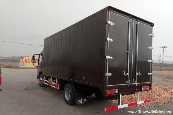 优惠0.2万解放J6F载货车促销中