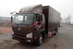 解放 J6F 150马力 5.4米排半厢式轻卡(CA5105XXYP40K2L4E5A84)图片