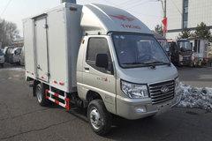 唐骏欧铃 赛菱A6 1.5L 108马力 汽油/CNG 3.08米单排厢式微卡(ZB5036XXYADC3V) 卡车图片