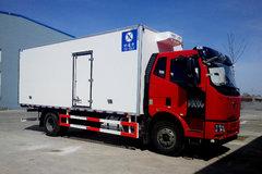 解放 J6L 180马力 4X2 冷藏车(冰凌方)(QYK5160XLC5)