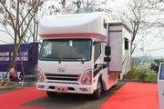 现代商用车 盛图 129马力 6米单排房车(6挡)