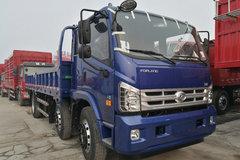 福田 时代H3 170马力 6X2 6.7米排半栏板载货车(BJ1223VMPEB-AA) 卡车图片