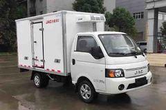 江淮 康铃X6 116马力 3.11米冷藏车(HFC5036XLCPV4K5B5V)
