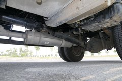 江淮 帅铃H330 150马力 4.18米单排栏板轻卡(HFC1043P71K6C2V) 卡车图片