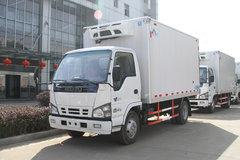 康飞 130马力 4X2 4.1米冷藏车(庆铃600P底盘)(KFT5043XLC50)