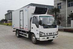 康飞 130马力 4X2 4.35米冷藏车(庆铃600P底盘)(KFT5073XLC51)