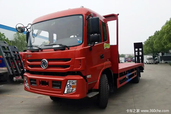 优惠1万海南东风特商平板运输车促销中
