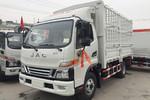 江淮 骏铃V6 141马力 4.18米单排仓栅式轻卡(HFC5043CCYP91K1C2V)图片
