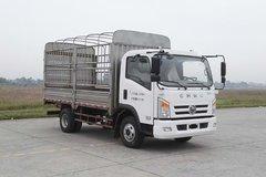 四川现代 瑞驰 156马力 4.09米单排仓栅式轻卡(CNJ5040CCYQPB33V) 卡车图片