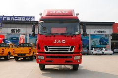 江淮 骏铃V9 170马力 6.8米排半厢式载货车(HFC5181XXYP3K1A53S6V)
