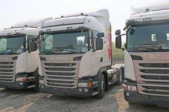 斯堪尼亚 G系列重卡 450马力 6X2牵引车(型号G450) 卡车图片