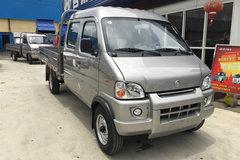 四川现代 瑞宝 1.3L 87马力 汽油/CNG 2.6米双排栏板微卡(CNJ1030RS30NGV) 卡车图片