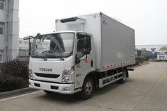 康飞 125马力 4X2 冷藏车(跃进超越底盘)(KFT5041XLC5C)