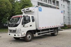 康飞 154马力 4X2 5.1米冷藏车(奥铃CTX底盘)(KFT5104XLC50)