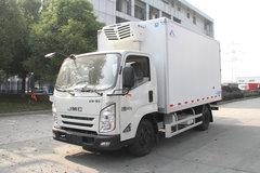 康飞 122马力 4X2 4米冷藏车(江铃凯锐800底盘)(KFT5042XLC56)