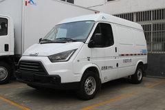 康飞 116马力 4X2 冷藏车(江铃特顺底盘)(KFT5042XLC50)