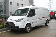 康飞 116马力 4X2 冷藏车(江铃特顺底盘)(KFT5042XLC51)