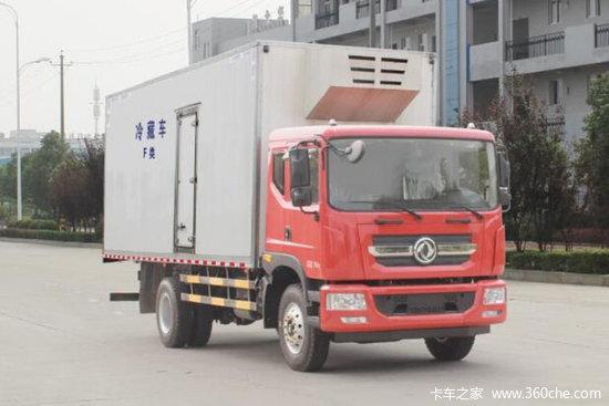 东风 多利卡D9 230马力 4X2 6.8米冷藏车(京六)(EQ5160XLCL9CDHAC)
