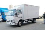 庆铃 五十铃100P 130马力 4.25米单排厢式轻卡(QL5041XXYALHAJ)图片