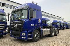 福田 欧曼GTL 6系重卡 430马力 6X4牵引车(BJ4259SNFKB-AJ) 卡车图片