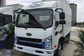 南骏汽车 瑞吉 4.5T 4.15米纯电动厢式载货车