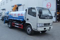 湖北程力 129马力 4X2 多功能抑尘车(东风多利卡D7)(CLW5114TDY5)