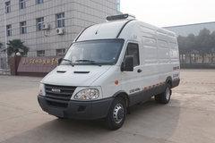康飞 129马力 4X2 3.35米冷藏车(南京依维柯V46)(KFT5041XLC5B)