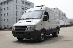 康飞 129马力 4X2 2.12米冷藏车(南京依维柯V36)(KFT5041XLC5J)