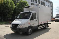 康飞 129马力 4X2 3.5米冷藏车(南京依维柯X46)(KFT5041XLC57)