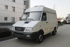 康飞 129马力 4X2 2.11米冷藏车(南京依维柯V35)(KFT5041XLC52)