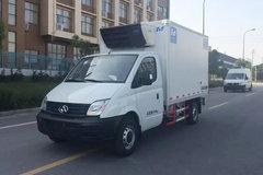 康飞 136马力 4X2 3.33米冷藏车(上汽大通底盘)(KFT5040XLC52)