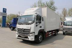 福田 欧航R系(欧马可S5) 170马力 7.8米厢式载货车(京五)(BJ5166XXY-A4) 卡车图片