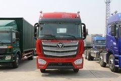福田 欧曼EST 9系重卡 400马力 8X4 9.6米栏板载货车(BJ1319VNPKJ-AB) 卡车图片