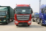 福田 欧曼EST 6系重卡 400马力 8X4 9.53米厢式载货车(469后桥)(BJ5319XXY-AA)图片