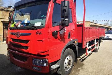 解放 麟VH 160马力 6.2米排半栏板载货车(CA1165P40K2L5E5A85)