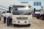 东风 多利卡D7 129马力 4X2 5.15米易燃气体厢式运输车(EQ5110XRQ8BDCACWXP)