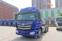 福田 欧曼新ETX 6系重卡 400马力 6X4牵引车(BJ4259SNFKB-AP) 卡车图片