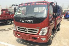 福田 奥铃CTX 131马力 4X2 4.23米单排栏板轻卡(BJ1049V9JEA-FE) 卡车图片