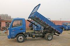 奥驰X系自卸车外观                                                图片