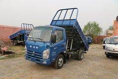 飞碟奥驰 X1系列 110马力 3.66米自卸车(FD3040W16K5-1) 卡车图片