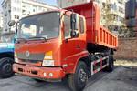 东风 嘉运系列 160马力 4X2 4.75米自卸车(EQ3160GZ5D)