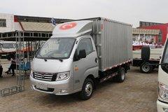 福田 时代K1 68马力 3.34米单排厢式轻卡(BJ5046XXY-K1) 卡车图片
