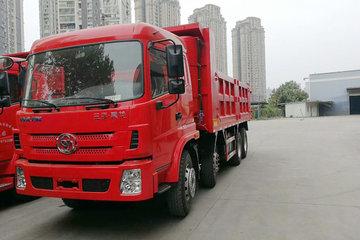 三环十通 昊龙重卡 270马力 8X4 6.2米自卸车(STQ3311L12Y3B5)图片