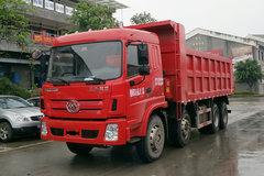 三环十通 昊龙重卡 270马力 8X4 6.2米自卸车(STQ3311L12Y3B5) 卡车图片