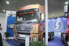陕汽重卡 德龙X3000 纪念版 轻量化 550马力 6X4牵引车(SX4250XC4Q2) 卡车图片