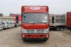 福田 时代H3 170马力 4.18米单排仓栅式轻卡(BJ5043CCY-GM) 卡车图片