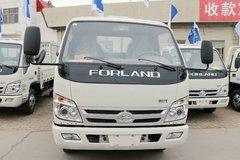 福田时代 小卡之星5 115马力 4.23米单排栏板轻卡(BJ1043V9JBA-M5) 卡车图片