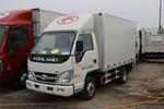 福田时代 小卡之星Q2 87马力 汽油 3.3米单排厢式微卡(BJ5032XXY-B4)图片